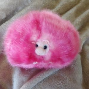 Med. Pink Pigmy Puff Wizarding World Harry Potte